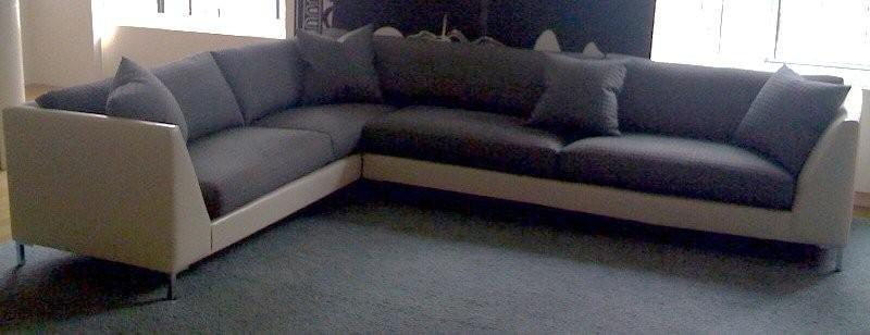 Reupholstery Gallery : reupholster sectional couch - Sectionals, Sofas & Couches